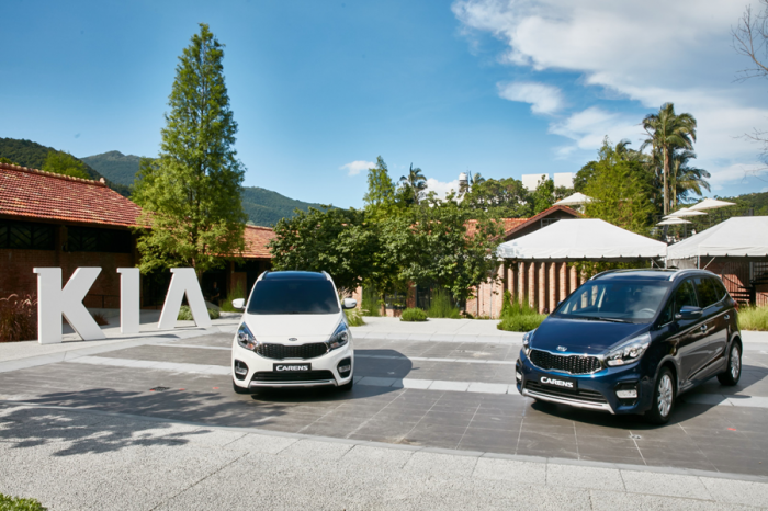 KIA全車系1.8萬起超低頭款 指定車款加贈配件金