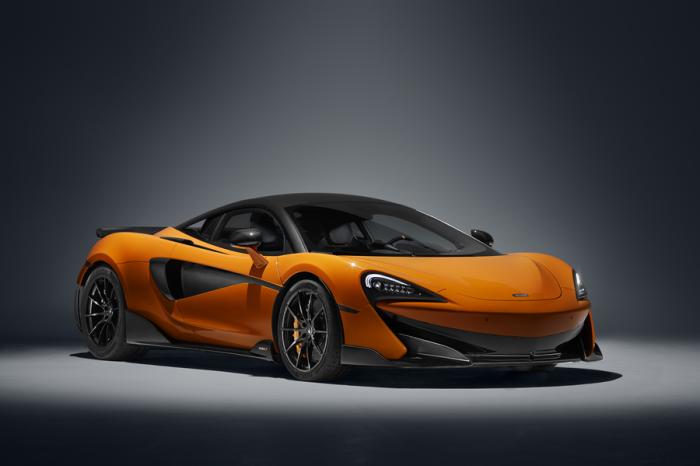重現長尾巴傳奇!McLaren 600LT限時登場