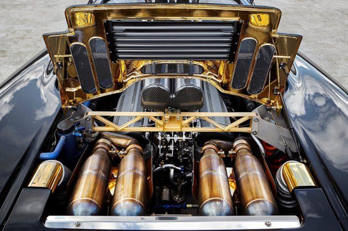 McLaren F1換個油箱就要300萬!