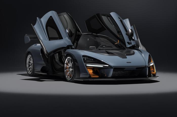 McLaren:超跑該停止馬力競賽 改追求減重
