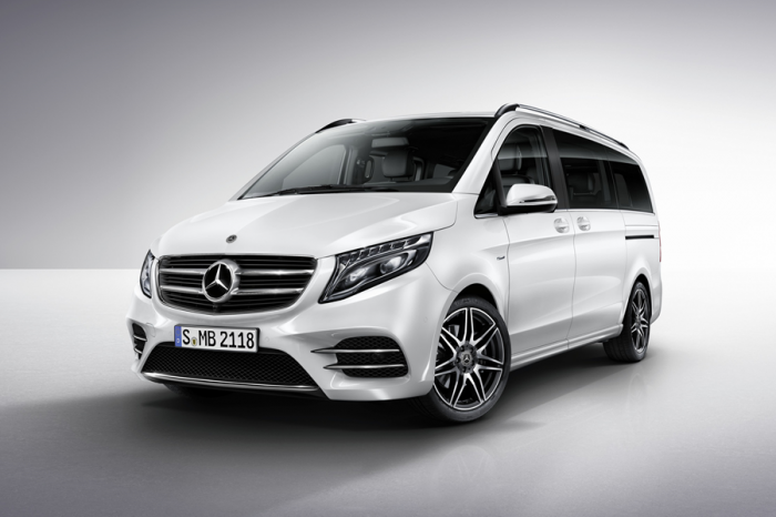 Mercedes-Benz V-Class & Vito Tourer 家族北中南賞車會開跑