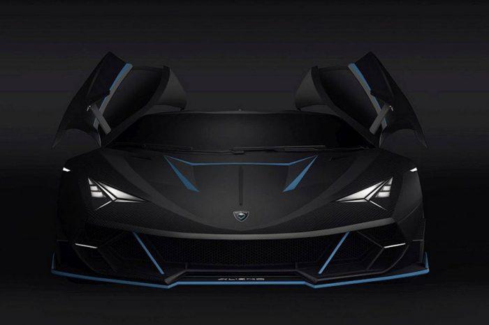 沒聽過的Alieno汽車計畫打造5,221匹馬力電動超跑!