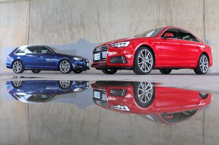Audi A4/A4 Avant 45TFSI Quattro 更輕 更快