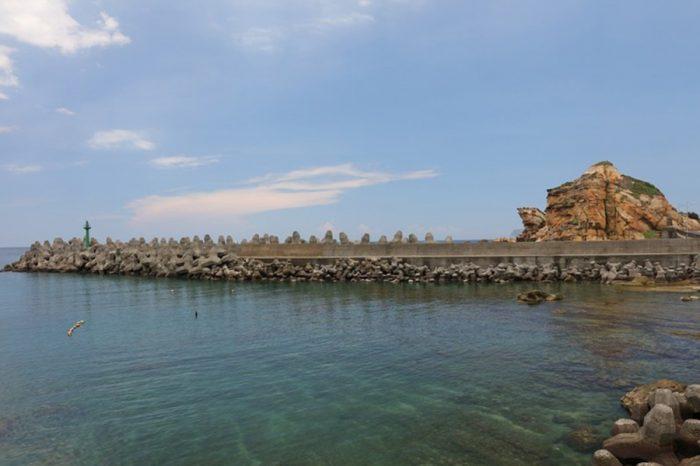 東澳港與一粒沙 隱藏版美食好景
