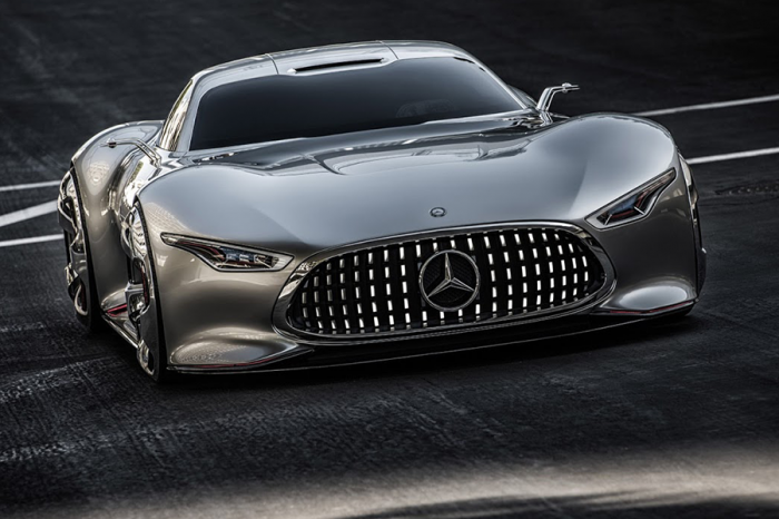 賓士新超跑將搭載 F1賽車引擎!