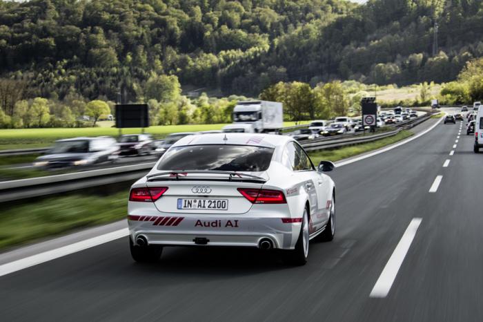 Audi與德國交通部共構數位化道路實測平台