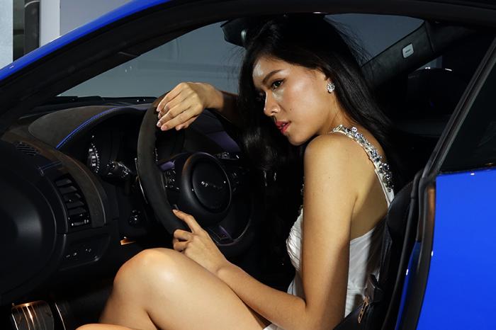 【今天我最正】Jaguar Model篇