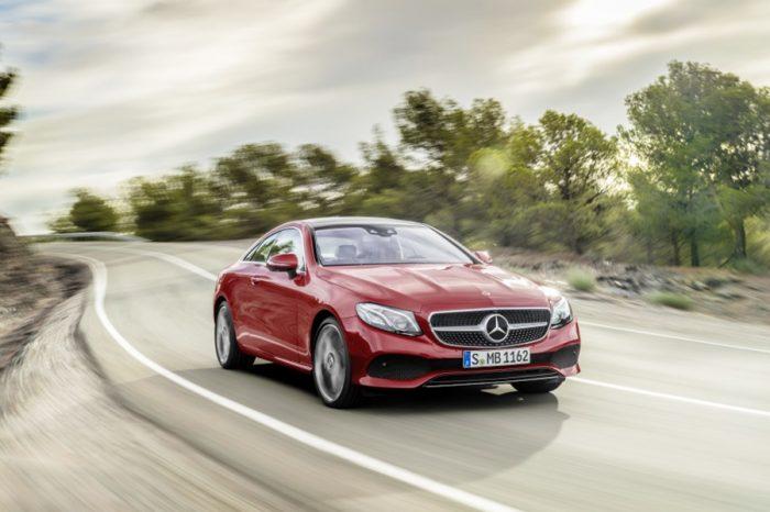 像童話故事,豪車變大也變小  賓士新E-Class Coupe變美變大一號