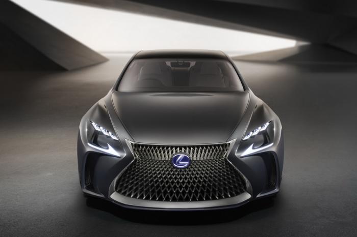 下一代Lexus LS車系將氫燃料電池列為動力選項