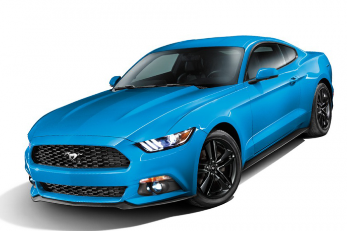 Ford Mustang 2.3L EcoBoost跑車試駕