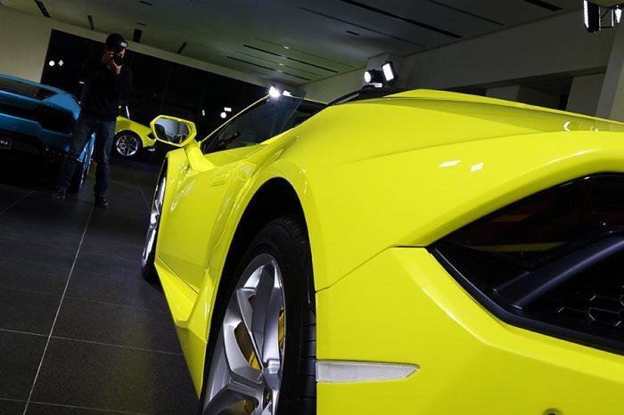 【影音】Lamborghini Huracán RWD後驅車系–上空的來了!