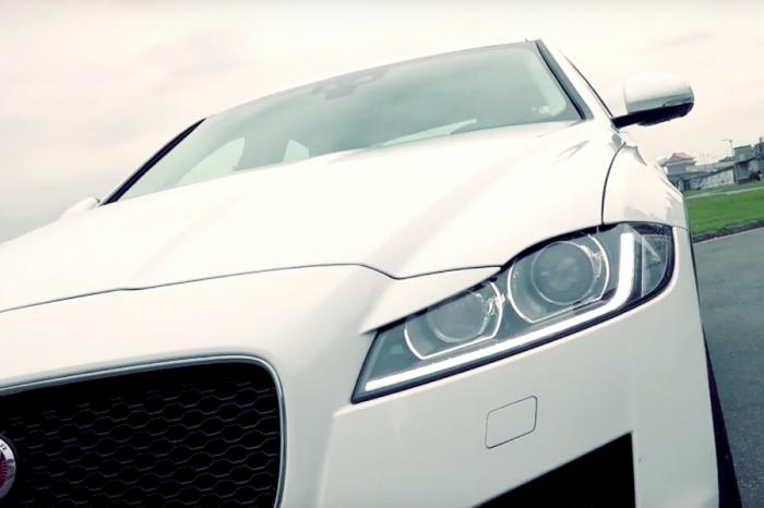 【影音】Jaguar XF20D柴油車試駕