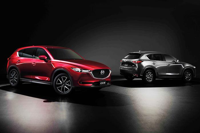 【影音】2分鐘認識 Mazda CX-5