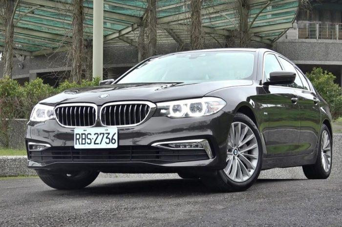 [影音]半自動駕駛上身,不怕馬路三寶 BMW全新5系列530i試駕