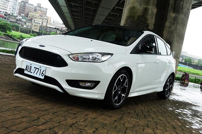 【影音】Ford Focus黑潮焦點版試駕