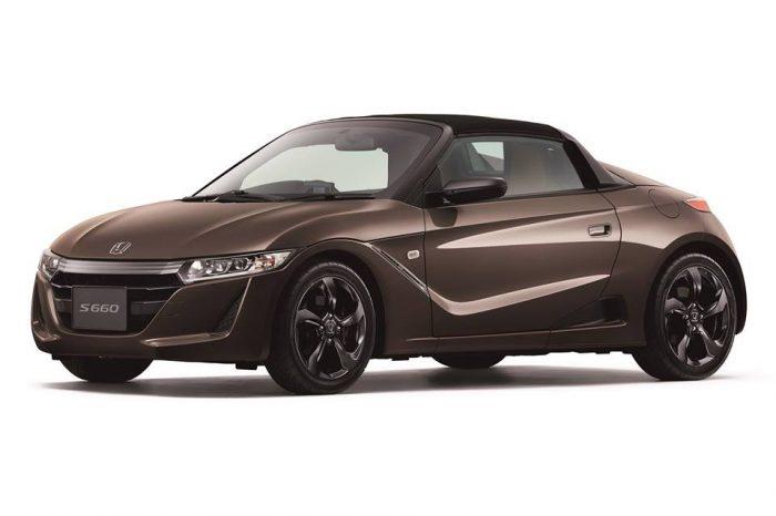 Honda未免太過分!S660獨厚日本還推出α特別仕樣車!