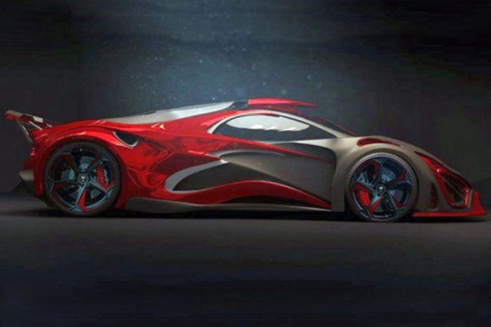 墨西哥超跑Inferno Exotic Car狂野入世!只是這外觀……亡靈節嗎?