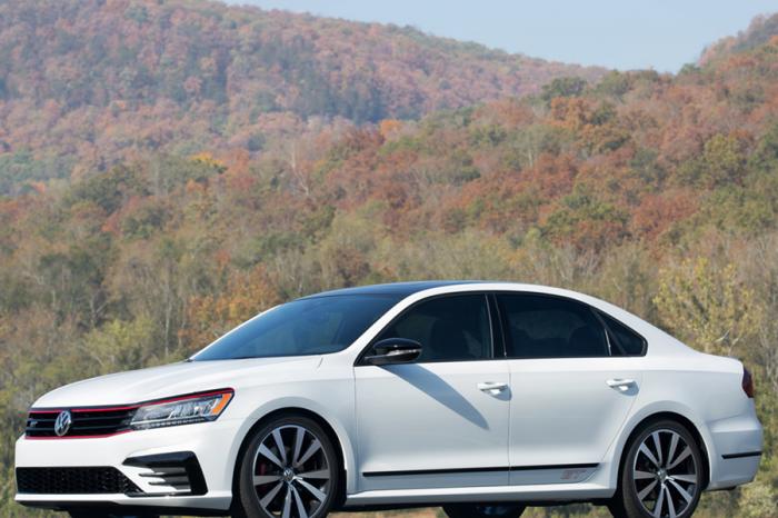 VW Passat GT有望成真?