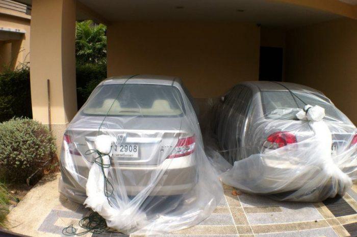 泰利颱風來襲!請為愛車做好防颱準備!
