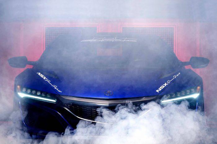 夢的成形!ScienceofSpeed將在2017 SEMA展上呈現Dream Project Acura NSX!