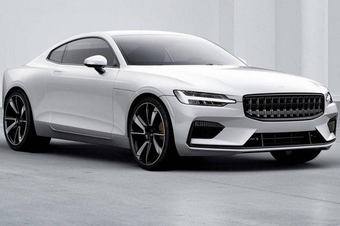 Volvo新興性能品牌Polestar第4款車可能是敞篷座駕!?