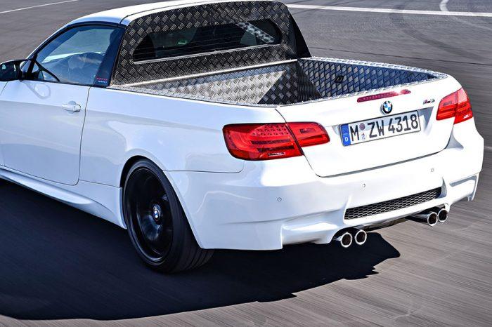 有可能嗎?澳洲BMW經銷商向母公司敲碗要一輛貨卡!?
