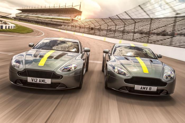 988萬起!Aston Martin Vantage AMR現身國內!