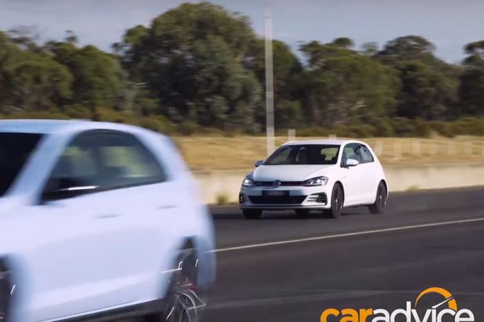Hyundai i30 N直線跑得贏VW Golf GTI嗎?