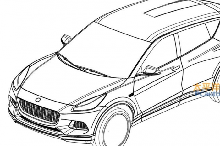 蓮花首款SUV將主攻豪華SUV市場!