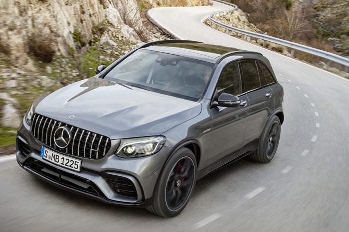 Mercedes-AMG GLC63 4MATIC+/ GLC63 S 4MATIC+ Coupé開放搶先預購中