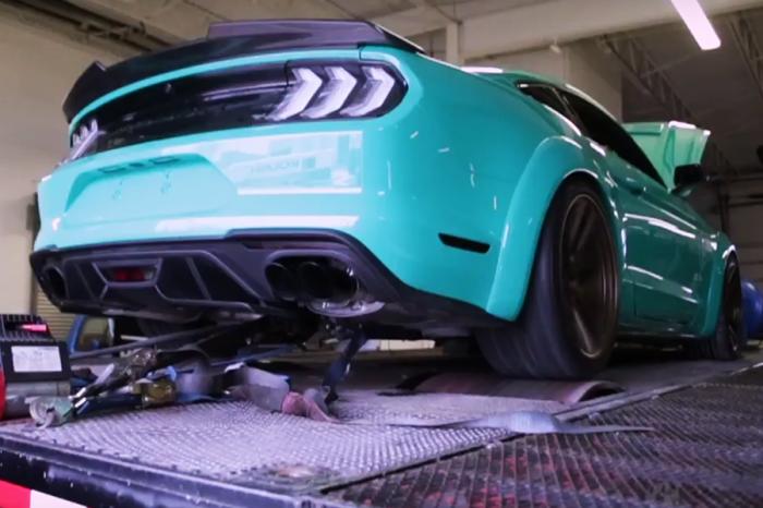 Ford Mustang野馬裝上它就變超跑了!超值的20萬改裝!