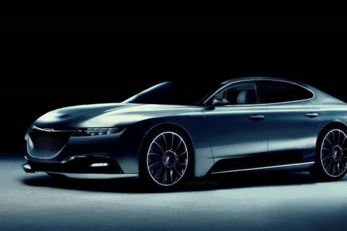 如果Saab還在… 新的9-5應該長這樣囉!