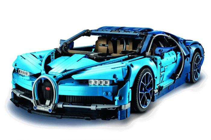 (影音)樂高山豬王Bugatti Chiron 「樂高60年積木嘉年華」搶先開賣