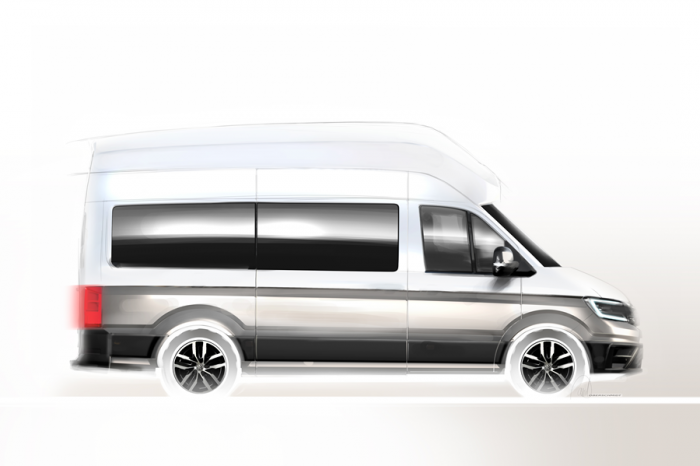 VW將正式量產California XXL露營車