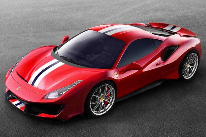 全新Ferrari 488 Pista榮耀登台 一觸即發