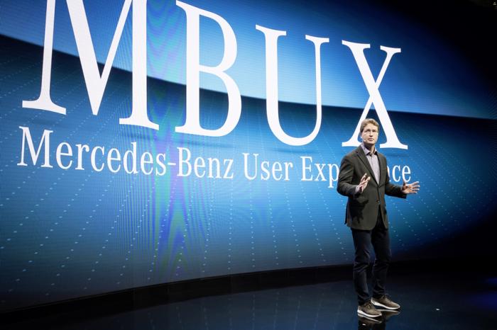 智能資訊娛樂系統革命 MBUX即將登台