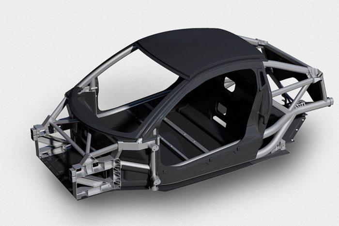 Gordon Murray發表其所設計的「T.43」輕量化跑車底盤平台技術細節!