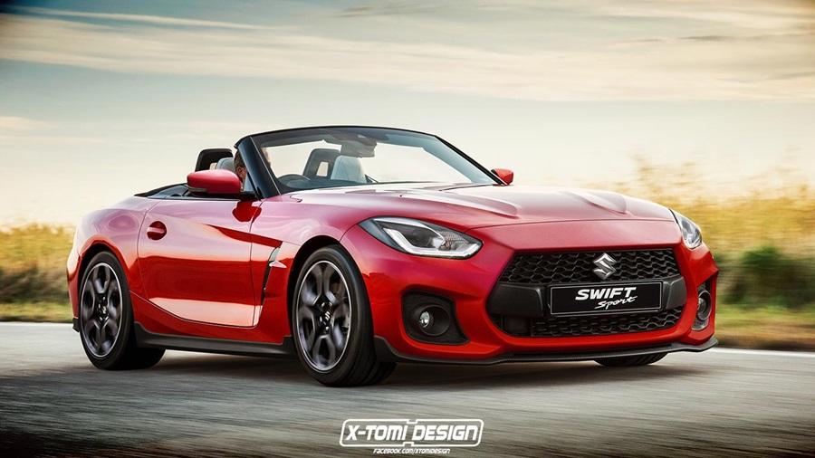 Z4 Swift Sport 這外型好像蠻不賴! Digimobee移動生活網