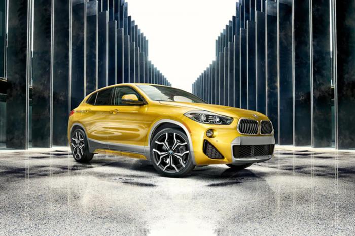 全新BMW X2 sDrive18i搶眼登場!