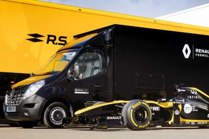 中型商用貨車塞的下一輛Renault F1賽車嗎?