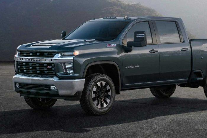 粗曠美式風格的大改款2020 Chevrolet Silverado HD!