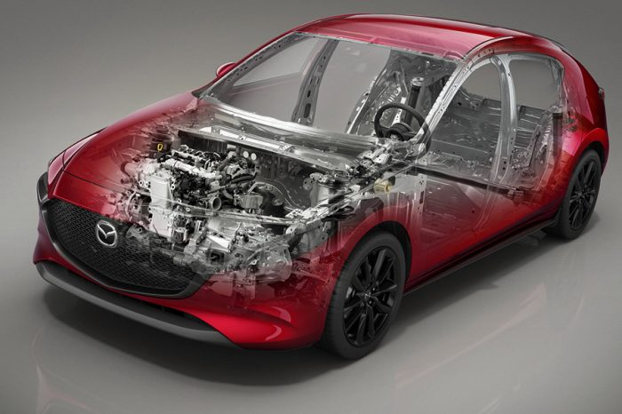 美規Mazda3將導入2.0 SkyActiv-X?Turbo引擎呢?