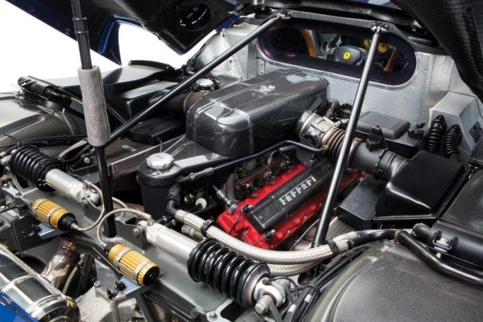 你願意花1,200萬台幣買一顆Ferrari Enzo的「引擎」嗎?