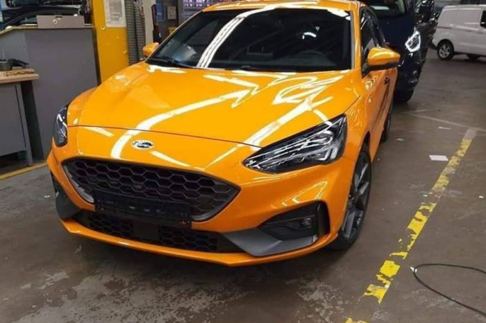 2019 Ford Focus ST鋼炮意外曝光!