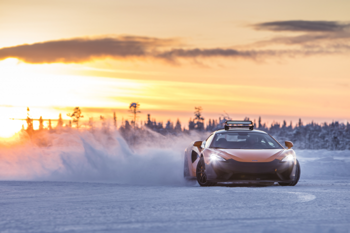 聖誕禮物怎麼挑?McLaren告訴你!