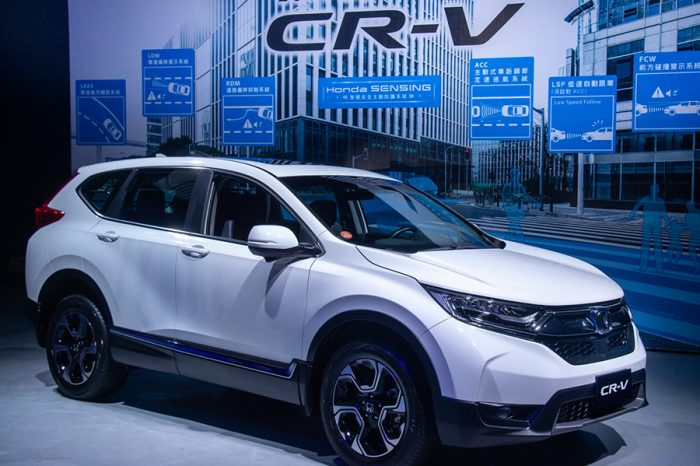 Honda Taiwan去年超級旺!產品熱銷又奪冠