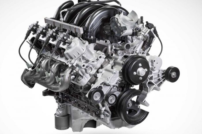 Ford新的7.3升V8引擎可裝在F-150和Mustang上?
