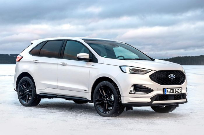 2020 Ford Kuga要有第三排了!今年登陸歐洲