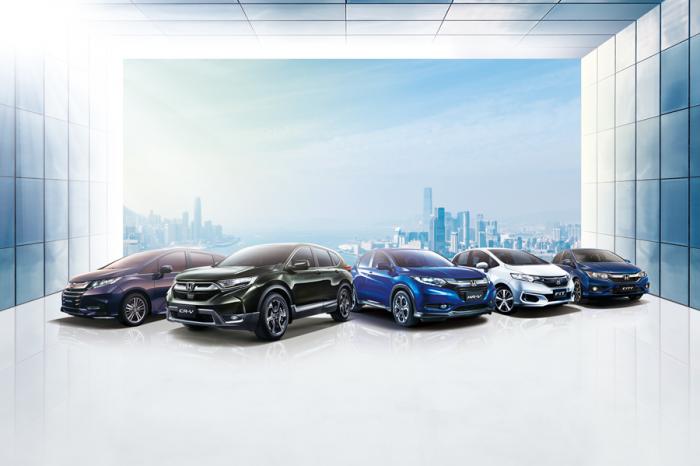 Honda Taiwan 三位一體「全面質進化 優化生活體驗」