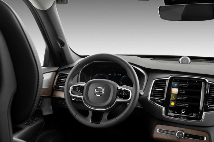 Volvo將採用車內攝影機來監測駕駛人有無酒醉或分心駕駛的行為